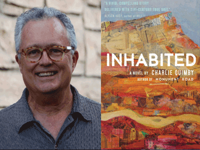 CHARLIE QUIMBY at Books Inc. Laurel Village
