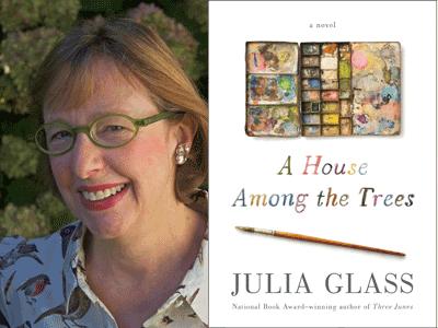 JULIA GLASS at Books Inc. Palo Alto