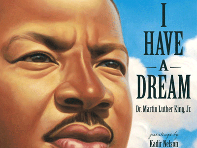 I Have a Dream cover image - cropped
