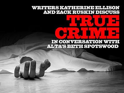 Alta Journal True Crime banner