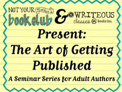 Art of Getting Published banner