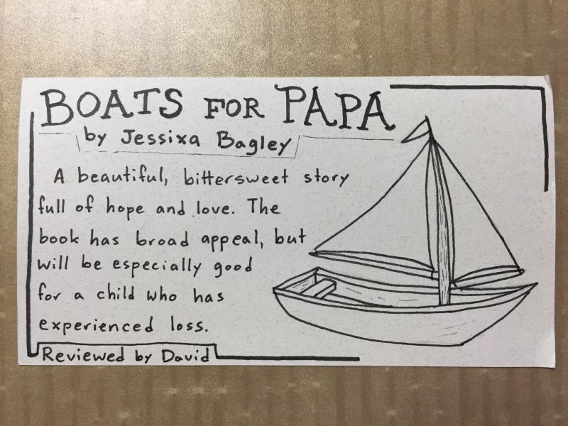 Staff Review for Boats for Papa