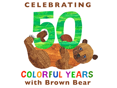 Brown Bear anniversary image