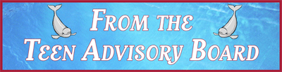 Teen Advisory Board Banner