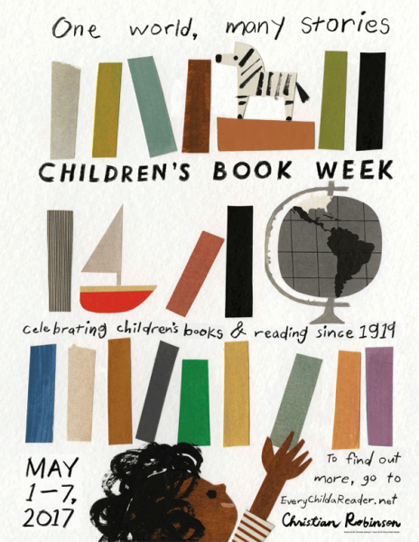 Children's Books Week Poster
