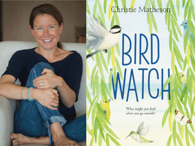Storytime with Christie Matheson at Books Inc. Laurel Village
