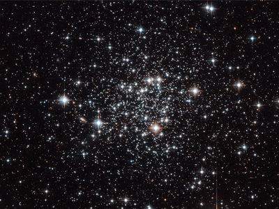Terzan-7 Hubble photo