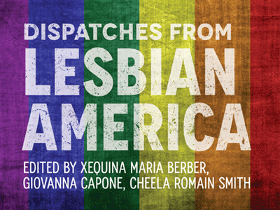 Dispatches fro Lesbian America cover image, cropped