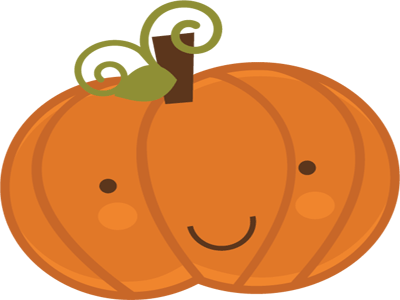 Happy Halloween pumpkin illustration