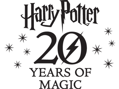 Harry Potter 20 Years of Magic banner