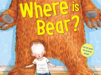 Where is Bear? cover image - cropped