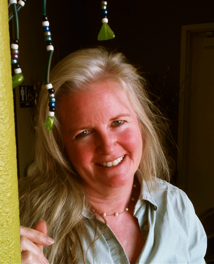 Holly Goldberg Sloan author photo