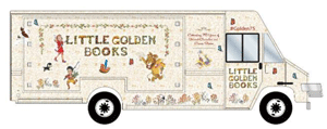 Little Golden Book bus