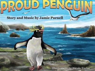 Proud Penguin cover image