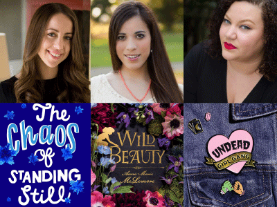 author and cover images for Jessica Brody, Anna Marie McLemore & Lily Anderson