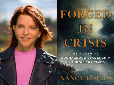 NANCY KOEHN at Books Inc. Mountain View