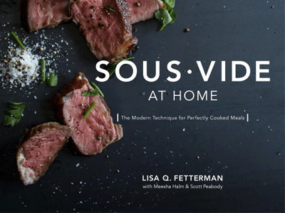Sous Vide at Home cover image
