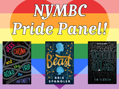 NYMBC Pride Panel cover images