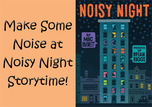 Noisy Night cover image