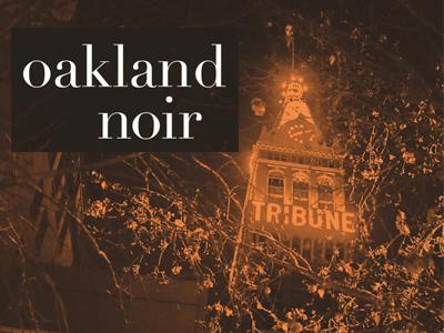 Oakland Noir author panel