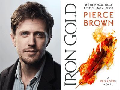 Iron Gold Book 4 of the Red Rising Saga