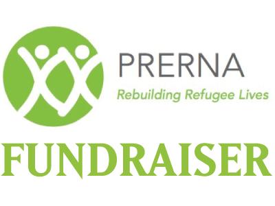 Prerna Fundraiser banner
