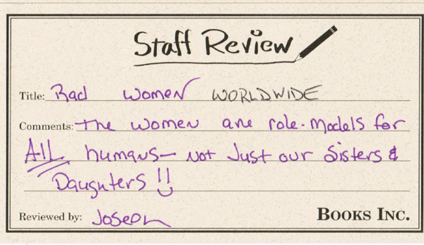 Rad Women Staff Review