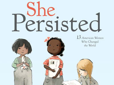 She Persisted cover image- cropped