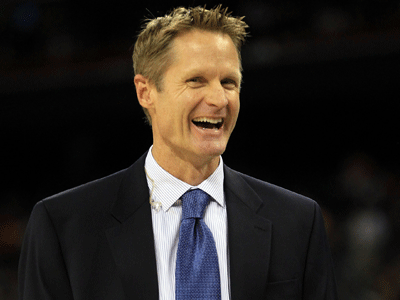 Steve Kerr profile photo
