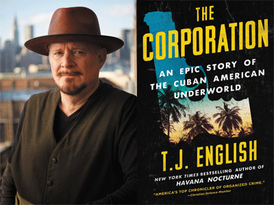 Image result for t.j. english the corporation