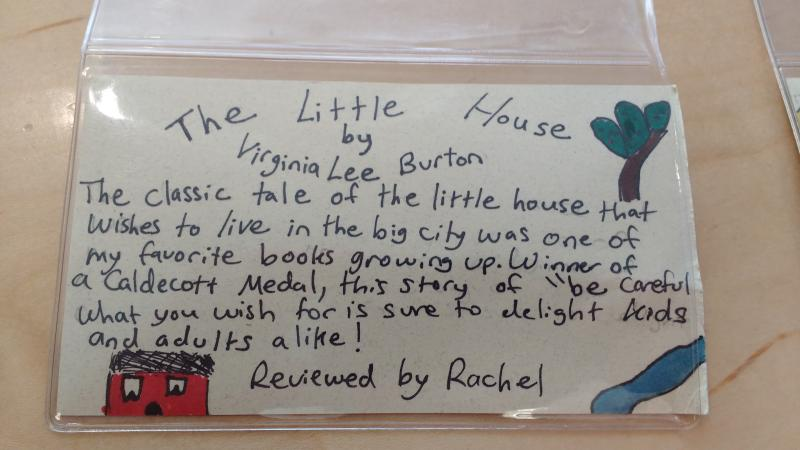 Review of The Little House by Virginia Lee Burton