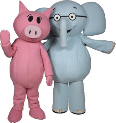 Meet Elephant & Piggie at Books Inc. Berkeley!