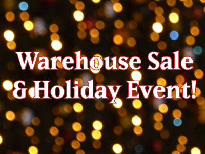 Warehouse sale image