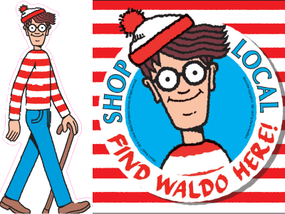 Where's Waldo images