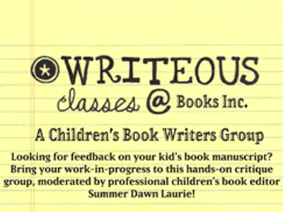 Writous logo and description