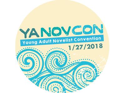 YA NovCon logo