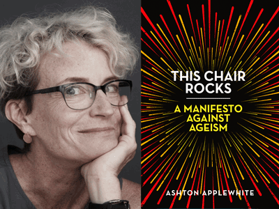 ASHTON APPLEWHITE photo and book cover