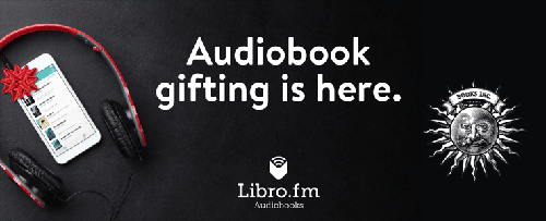 audio book gifting banner