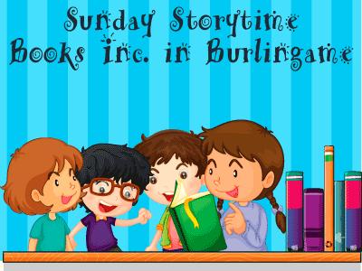 Sunday Storytime at Books Inc. Burlingame