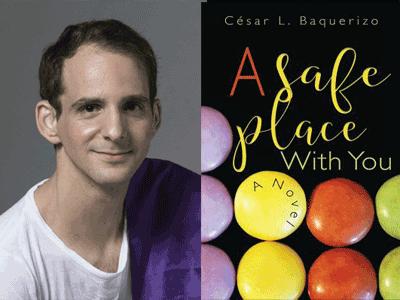 CESAR L. BAQUERIZO at Books Inc. Opera Plaza