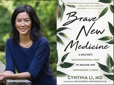 cynthia li photo and book cover