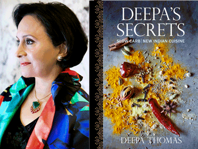 Deepa cover and photo
