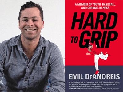 EMIL DeANDREIS at Books Inc. Berkeley