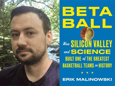 ERIK MALINOWSKI  and Beta Ball cover