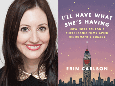 erin carlson photo and book cover