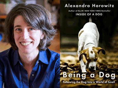 Books Inc. and Litquake present ALEXANDRA HOROWITZ at Books Inc. Berkeley
