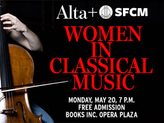 women in classical music banner