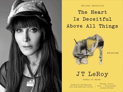 JT LEROY/LAURA ALBERT