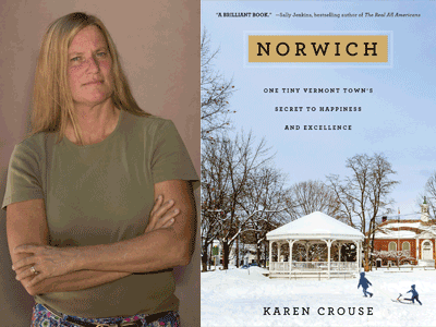karen crouse and norwich book cover
