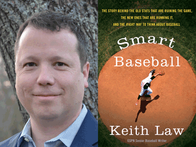 KEITH LAW at Books Inc. Berkeley